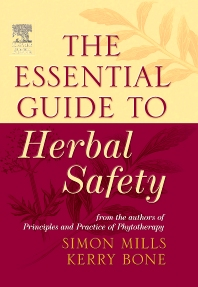 Cover image for The Essential Guide to Herbal Safety