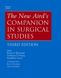 Cover image for The New Aird's Companion in Surgical Studies