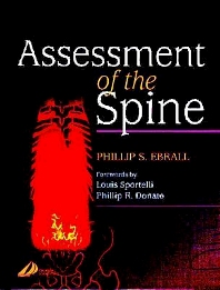 Cover image for Assessment of the Spine