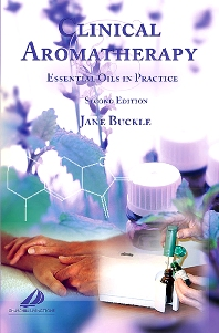 Cover image for Clinical Aromatherapy