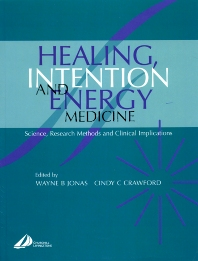 Cover image for Healing, Intention and Energy Medicine