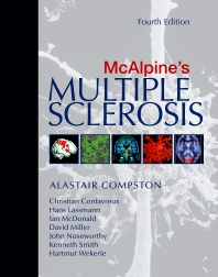 Cover image for McAlpine's Multiple Sclerosis