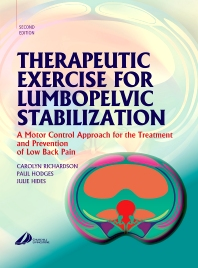 Cover image for Therapeutic Exercise for Lumbopelvic Stabilization