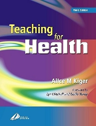 Cover image for Teaching for Health