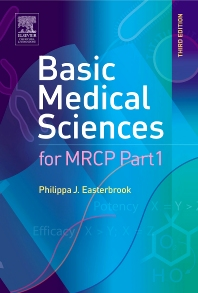 Basic Medical Sciences for MRCP Part 1, 3rd Edition,Philippa Easterbrook,ISBN9780443073267