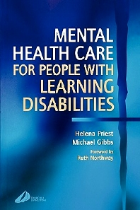 Cover image for Mental Health Care for People with Learning Disabilities