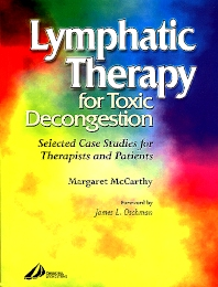 Cover image for Lymphatic Therapy for Toxic Congestion