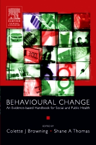 Behavioural Change - 1st Edition - ISBN: 9780443073571