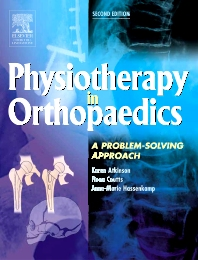 Cover image for Physiotherapy in Orthopaedics