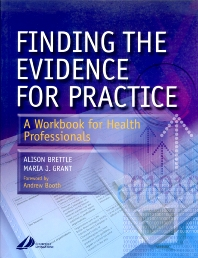 Cover image for Finding the Evidence for Practice