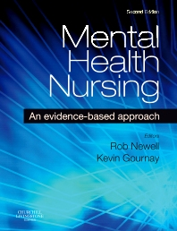 Cover image for Mental Health Nursing