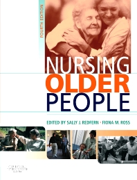 Cover image for Nursing Older People