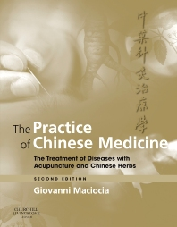 Cover image for The Practice of Chinese Medicine
