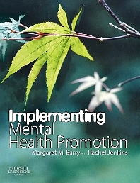 Cover image for Implementing Mental Health Promotion