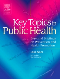 Cover image for Key Topics in Public Health