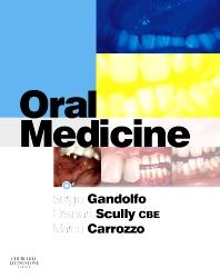 Cover image for Oral Medicine