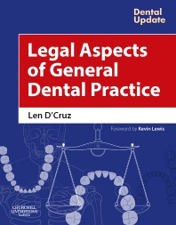 Cover image for Legal Aspects of General Dental  Practice