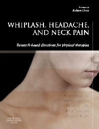 Cover image for Whiplash, Headache, and Neck Pain