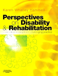 Perspectives on Disability and Rehabilitation - 1st Edition - ISBN: 9780443100598, 9780702063565