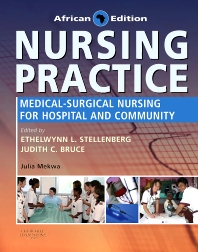 Cover image for Nursing Practice: Medical-Surgical Nursing for Hospital and Community
