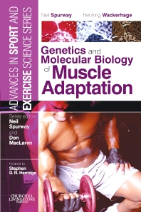 Cover image for Genetics and Molecular Biology of Muscle Adaptation