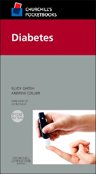 Cover image for Churchill's Pocketbook of Diabetes