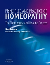 Cover image for Principles and Practice of Homeopathy