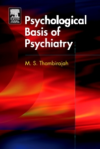 Psychological Basis of Psychiatry - 1st Edition - ISBN: 9780443100994