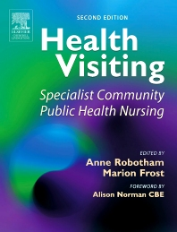 Cover image for Health Visiting