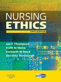 Cover image for Nursing Ethics