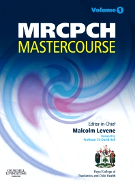 Cover image for MRCPCH MasterCourse