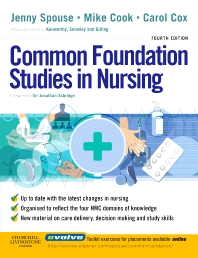 Cover image for Common Foundation Studies in Nursing