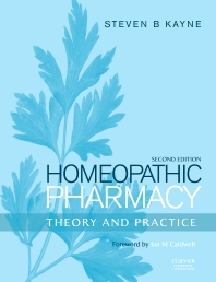 Cover image for Homeopathic Pharmacy