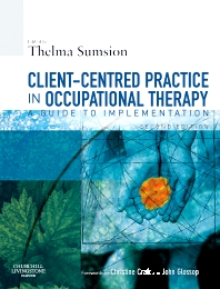 Cover image for Client-Centered Practice in Occupational Therapy