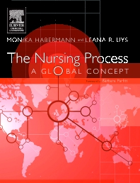 Cover image for The Nursing Process