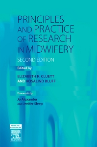 Cover image for Principles and Practice of Research in Midwifery