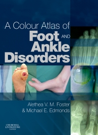 Cover image for A Colour Atlas of Foot and Ankle Disorders