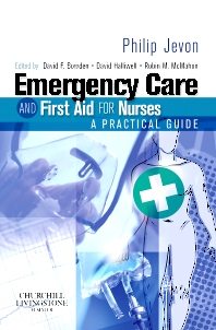 Cover image for Emergency Care and First Aid for Nurses