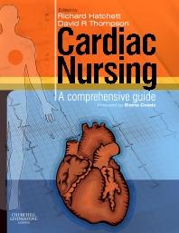 Cover image for Cardiac Nursing