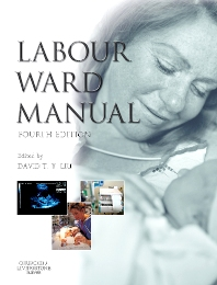 Cover image for Labour Ward Manual