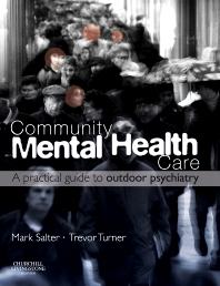 Cover image for Community Mental Health Care