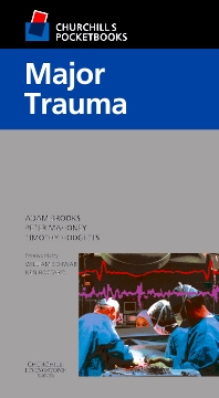 Cover image for Churchill's Pocketbook of Major Trauma