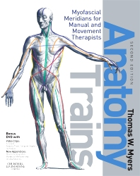 Anatomy Trains - 2nd Edition - ISBN: 9780702059643