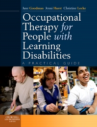 Cover image for Occupational Therapy for People with Learning Disabilities
