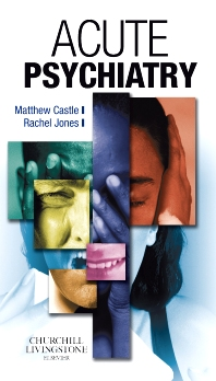 Cover image for Acute Psychiatry