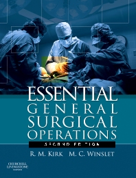 Essential General Surgical Operations - 2nd Edition - ISBN: 9780443103148