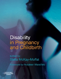 Cover image for Disability in Pregnancy and Childbirth