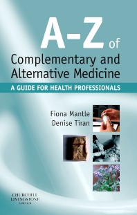 Cover image for A-Z of Complementary and Alternative Medicine