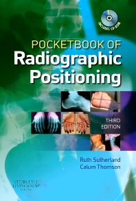 Cover image for Pocketbook of Radiographic Positioning