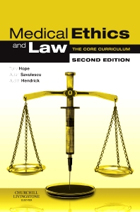 Medical Ethics and Law - 2nd Edition - ISBN: 9780443103377